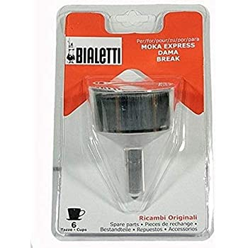 Bialetti Moka Express 6-Cup Replacement Funnel