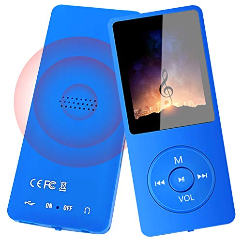 MP3 Player - 2019 New Updated Model, Bluetooth 4.2 Metal Touch Button Sports...