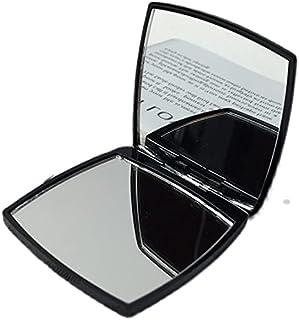 コンパクトミラー 折り畳み手鏡携帯ミラー 超軽量鏡子 両面ハンドミラー折りたたみミラー男女用ミラー拡大鏡 おしゃれ鏡 ランキング鏡かわいい鏡角度調整可 誕生日プレゼント