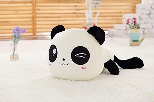 Tapiz de juguete muñeca de peluche, muñeca gigante panda gigante CHFYG (color: juguetón, tamaño: 35 cm)