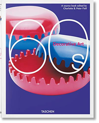 Compare Textbook Prices for Decorative Art 60s MIDI Multilingual Edition ISBN 9783836584463 by Fiell, Charlotte & Peter