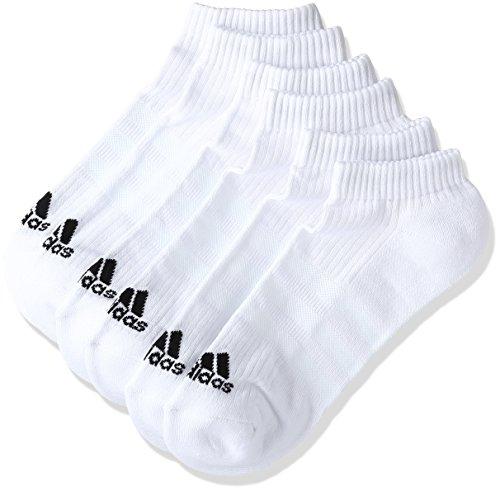 adidas Socken 3er-Pack Performance 3S, weiß (White/Black), 43-46, 017073871