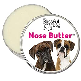 The Blissful Dog Boxer Duo Nose Butter, 0.15-Ounce