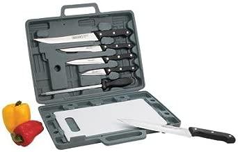 Maxam® Knife Set with Cutting Board