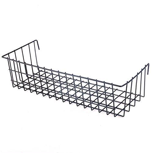 Rumcent Multifunktions Mesh Draht Metall Wand Grid Panel Montiert Ablagekorb Organizer / Balkon Pflanze Halter / Shlef Blumentöpfe Halter ...