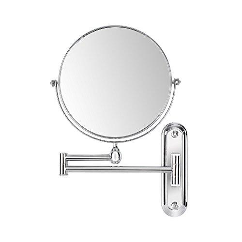 Femor Specchio Cosmetico Specchio Cosmetico bagno specchio telescopico