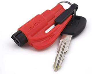 RESQME Red Keychain Car Escape Tool