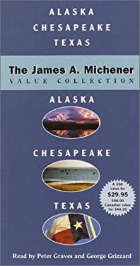The James Michener Value Collection: Alaska, Texas, and Chesapeake