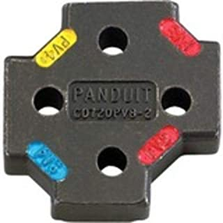 Panduit CD-720PV8-2 Crimp Die for CT-720, 8 - #2 AWG Vinyl Insulated Pan-Term Terminals - 1 - TAA