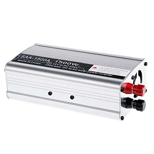 ZHCJH New DC12V to AC 230V Solar Power Inverter Converter USB Output Stable