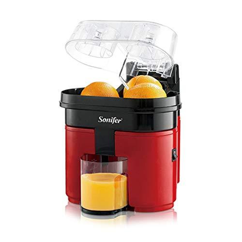 LICHAO Exprimidor Doble rápido Exprimidor eléctrico de limón y Naranja de 90...