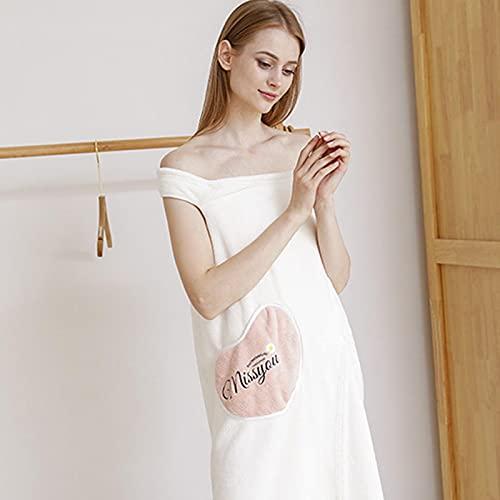 Bale Hand Towels Wash Albornoz Mujer Ducha Mujer Suave Toalla de Baño para Adultos para Textiles para el Hogar Toallas de Baño y Sauna