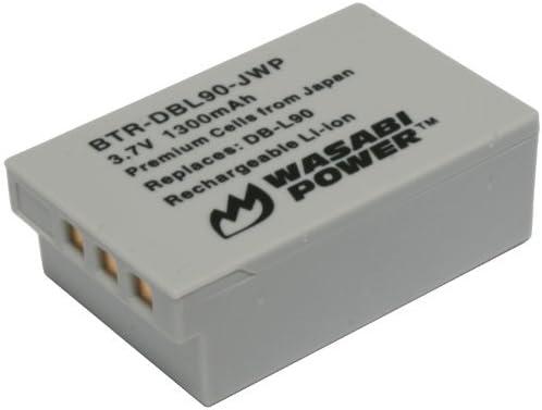 Wasabi Power Bargain Battery Sanyo Cheap bargain for DB-L90