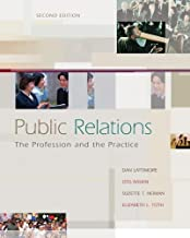 Public Relations: The Profession and the Practice with DVD-ROM
