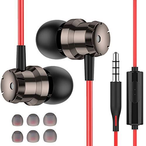 avis qualité audio professionnel Écouteurs intra-auriculaires Losvick, écouteurs audio de haute qualité [Réduction de…