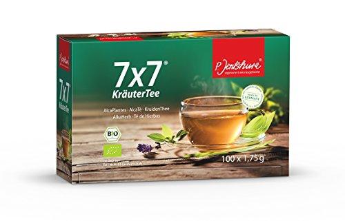 Jentschura 7x7 Kräutertee 100 Filterbeutel