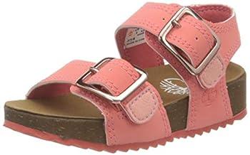 Timberland Castle Island 2 Strap  Toddler  Sandals Pink Medium Pink 11.5 US Unisex Little Kid