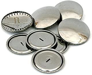 Hemline Metal Self Cover Buttons LL PB473-M