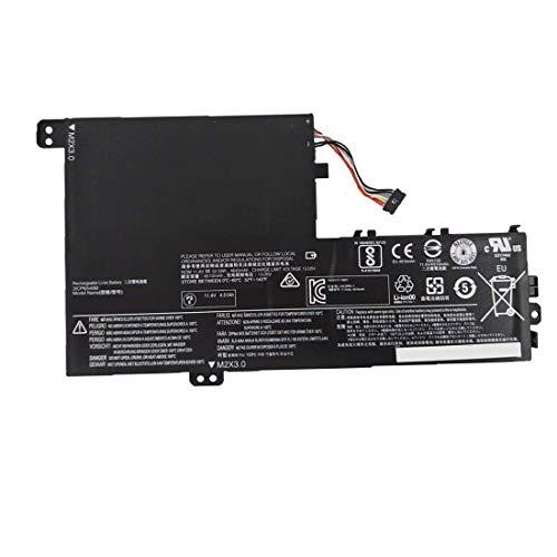 Backupower Batería de repuesto compatible con Lenovo IdeaPad 330S-14AST 330S-14IKB 330S-15ARR 330S-15AST 330S-15IKB L15C3PB1 L15M3PB0 L15L3PB0 5B10W67358 5B10Q39205 L15M3 PB0