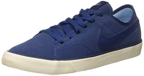 Nike Primo Court Leather, Scarpe da Ginnastica Uomo, Blu (Coastal Blue Coastal Blue Bluecap), Bianco (Sail), 39 EU