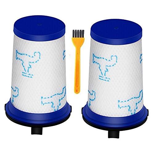 DealMux Filtro de repuesto para Rowenta Force 360 X-Pert RH9051 RH9057 RH9059 RH9079 RH9081 Piezas de aspiradora Kit de filtro Accesorios