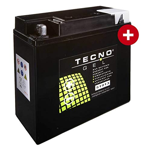 Tecno 51913 Gel Batterie R 1100 S ABS 1998-2005
