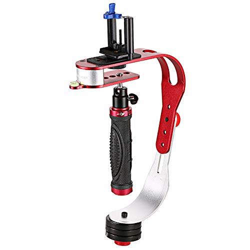New Handheld Video Camera Stabilizer Steady for Canon Nikon Lumix Pentax or Any Other DSLR SLR