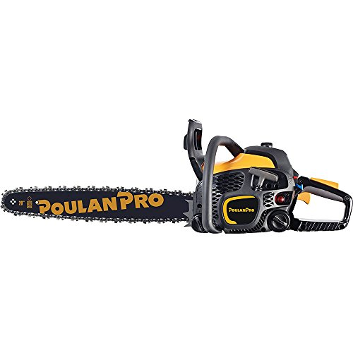 Poulan Pro 20 in. 50cc 2-Cycle Gas Chainsaw, PR5020