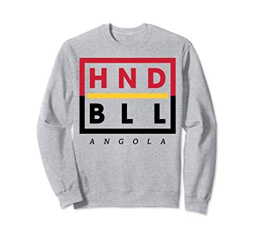 Angola Fan Trikot - HNDBLL Handballer Geschenk Sweatshirt