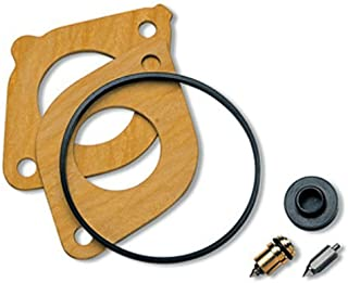 Suzuki Outboard (13910-94400) 2-Stroke 40, 65, 85, 140 hp. Carburetor Repair Kit Includes Gaskets and Float Needle Valve