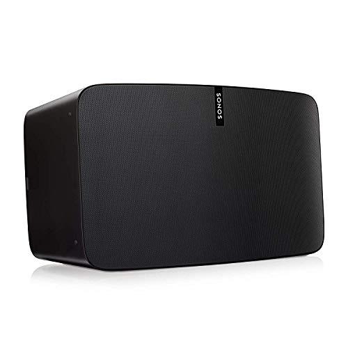 Sonos PLAY:5 Smart Speaker Multiroom Wireless Hi-Fi, Nero