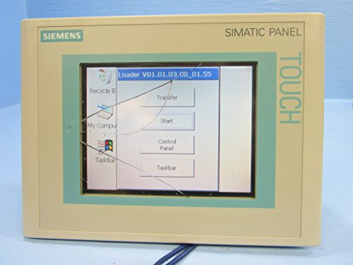 6AV6642-0BA01-1AX1 Siemens SIMATIC TP177B 6