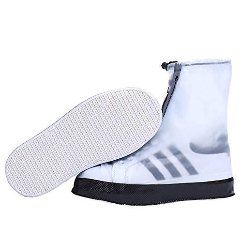 North cool Cubiertas Reutilizables Zapatos Impermeables, Zapatos del Protector For Los Hombres Y Mujeres Y Niños, Cubierta De La Lluvia For Los Zapatos, Accesorios (Tamaño : XL)