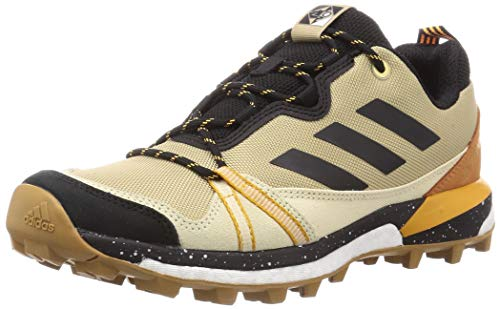 adidas Terrex Skychaser LT Blue, Zapatillas de Hiking Hombre, Sabana/NEGBÁS/Arena, 42 EU