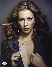 Katie Cassidy Autographed Signed Memorabilia 11X14 Photo Laurel Lance Arrow Sexy PSA/DNA Autographed Signed Memorabilia