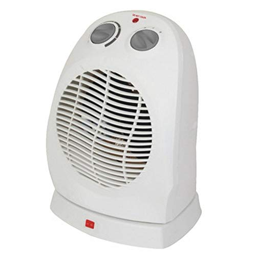 Upright Home Oscillating Electric Heater Fans 2kw Adjustable Thermostat 220V Electric Winter Warmer Desktop Heater