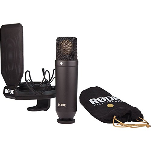 dynamic microphone package - 3
