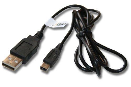 vhbw USB Datenkabel Ladekabel passend für Spielekonsole Nintendo 3DS.