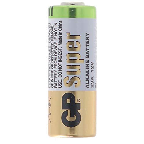 GP23A 12 Volt Ultra High Voltage Alkaline Batterie 23Ae, A23, VA23GA, MS21, MN21, 8LR932