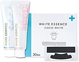 ホワイトニング 歯磨き粉 はみがき粉 ホワイトエッセンス クリストホワイト ナノプラチナ配合