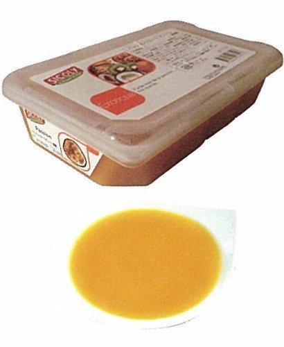 【シコリ】冷凍パッションピューレ(無糖)1kg