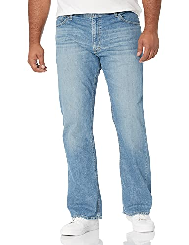 Signature by Levi Strauss & Co. Gold Label Men's Bootcut Fit Jeans, Sam, 36W x 32L
