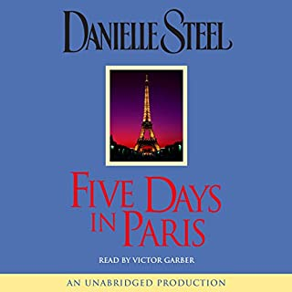 Five Days in Paris Titelbild