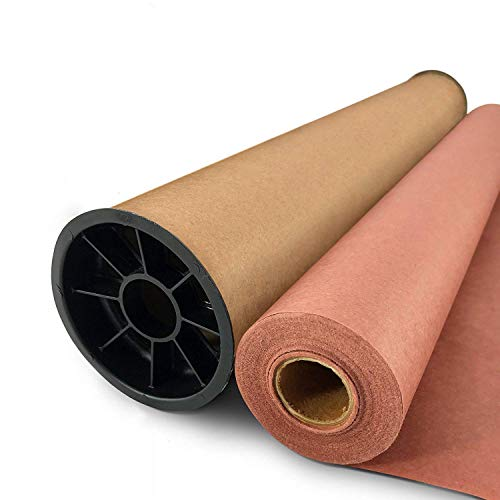 Mighty Dreams Pink/Peach Butcher Paper Roll – The Pink Butcher Paper That Comes With a Durable Carry Tube