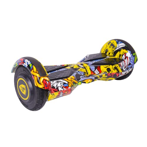 outdecker Hoverboard con Altavoz Bluetooth, Scooter de...