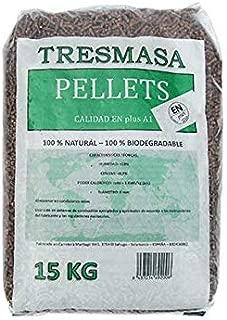 Saco pellets Tresmasa 15 kilos