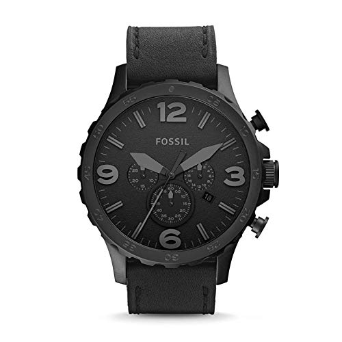 Fossil Herren-Uhren Analog Quarz One Size 85759388