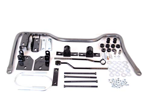 Hellwig 7884 Lifted Rear Sway Bar Kit for Dodge Ram 3500 4x4, Single/Dually, 6.7L Diesel