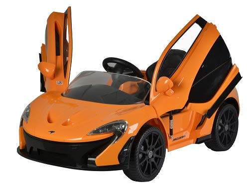 Best Ride On Cars Mclaren P1 12V, Orange