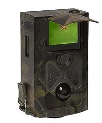 Digitale Wild- und Überwachungskamera mit 3MP CMOS Infrarot Sensor Sicherheit WCT-3004